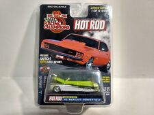 Racing Champions Hot Rod Issue #140 '50 Mercury Convertible 1:64 Scale Diecast