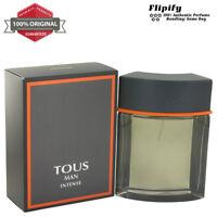 Tous Man Intense Cologne 3.4 oz / 100 ML EDT Spray for MEN by Tous NEW