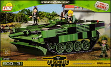 COBI Stridsvagn 103C (2498) - 600 elem. - Swedish amphibious main battle tank