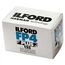 ILFORD FP4 PLUS 125 36 exp Black & White Pellicola in Bianco e Nero 35 mm by ilM