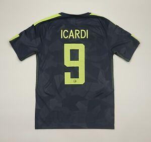 Icardi #9 Inter 2017 2018 Third Football Soccer Shirt Jersey Nike Maglia Milan