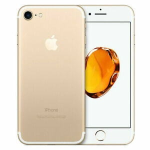Apple iPhone 7 - 32GB -  Gold  (GSM Unlocked) A1778 New