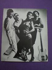 CHAROL Fotografia Promocional En Papel PROCEDE DE ARCHIVO DE PRENSA 1980s MOVIDA
