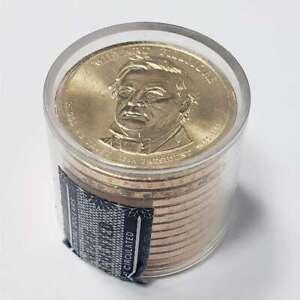 Set of (12) 2010 P Millard Fillmore Presidential $1 Dollars Sealed Roll HPD1003