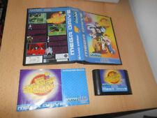 Jeux vidéo manuels inclus anglais SEGA