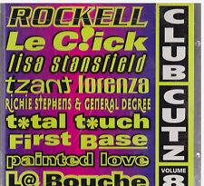 CLUB CUTZ VOLUME 8 (CD, 1997)