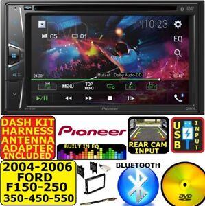 04-16 FORD F150 05 &UP 250 350 450 PIONEER BLUETOOTH CD DVD USB CAR Radio Stereo