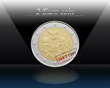 MALTA 2 EURO coin 2017 (Solidarity and peace) Commemorative coin * UNCIRCULATED