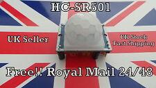 Pyroelectric IR Infrared PIR Motion Sensor Detector Module HC-SR501 Arduino UK