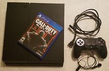 SONY PlayStation 4 Console 500 GB w/ Black Ops III