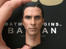 Hot Toys 1/4 Batman Begins QS009 Bruce Wayne Head
