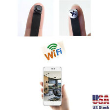 HD 4K Mini Spy Hidden Camera WiFi Wireless Camera Security Cam Motion Detection