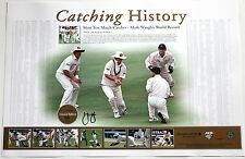New Catching History - Mark Waugh Hand Signed Lithograph