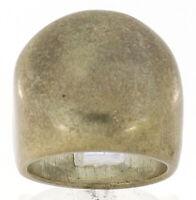 Unikat Handgefertigter 925er Silberring #07 Eigenkreation Schmiedearbeit