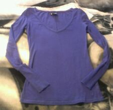 Beautiful AMERICAN EAGLE Women's Purple Top, SMALL. A MUST HAVE! CHECK IT OUT!