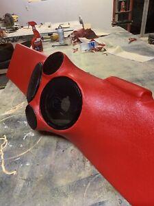 speaker pods, Custom Door Pods, Custom Enclosures, Fiberglass Speaker Pods,