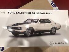Autoart Biante 1/18 Ford XB Falcon GT Sedan Polar White NEW