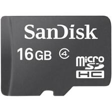 New SanDisk Class 10 Ultra 16GB Micro SD SDHC Memory Card with Adapter UK