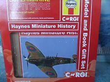 1/72 Corgi  CC03009 Supermarine Spitfire Haynes History model Book gift set