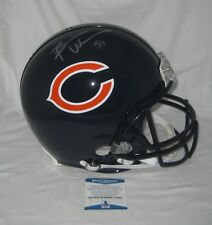 BRIAN URLACHER signed/autographed CHICAGO BEARS AUTHENTIC PROLINE Helmet - BAS