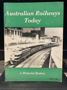 Australian Railways Today