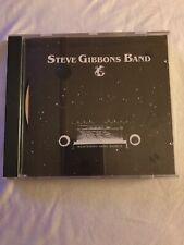 Steve Gibbons Band - Maintaining radio silence - Steve Gibbons Band CD B4VG The