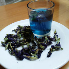 20g Pure Natural Dried Butterfly Pea Tea Blue Flowers Clitoria Ternatea SE