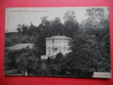 FONTENOY  :  Le Château de Bellevue.......VO.1912.