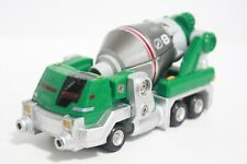 Power Rangers Operation Overdrive Cement Driver GoGo Mixer Boukenger Bandai