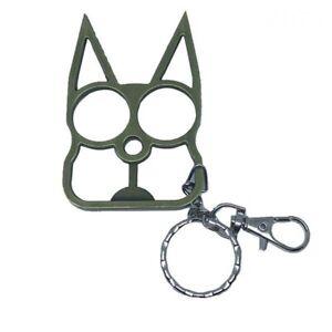 Bronze Kitty Keychain (USA)