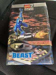 The Beast Factory Sealed Vintage Model Kit Marvel Comics Toy Biz 1999 Level 2
