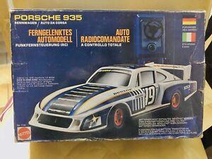 Drive Command Mattel Porsche 935 Not Tested