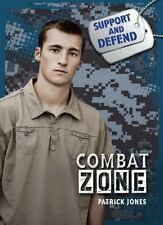 Combat Zone by Patrick Jones (2015, Paperback)