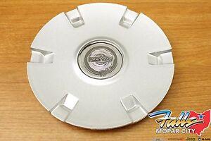 2004 - 2006 Chrysler Pacifica Silver Wheel Center Cap (Non-Chrome) Mopar OEM