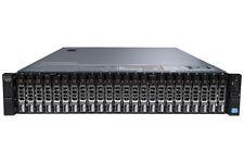 Dell PowerEdge R720xd 2x Xeon E5-2690 ocho Core 2,90 Ghz 384gb 24 TB de 2u Server