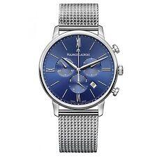 Maurice Lacroix EL1098-SS002-410-1 Men's Eliros Chronograph Wristwatch