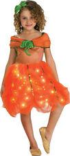 Morris Costumes Girls Halloween Princess Child Costume Orange 8-10. RU883158MD