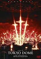 New BABYMETAL LIVE AT TOKYO DOME JAPAN 2 DVD