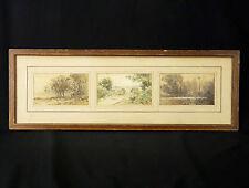 Gaspard Jean LACROIX (1810-1878) élève Camille Corot Drawings École de Barbizon