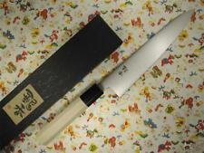 Ashi Hamono Ginga White Steel Wa-Gyuto Japanese Knife 210mm