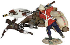 BRITAINS SOLDIERS 20101 Down But Not Out Fight for the Kraal Hand-to-Hand Set #7