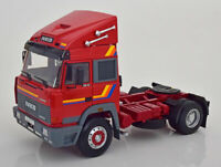 Iveco Turbo Star 1988 rot orange AUF ACHSE LKW  Road Kings 180071 1:18 Modell