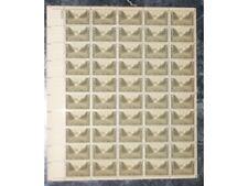 U.S. Stamp Mint Sheet 50x 3 Cents U.S. Army