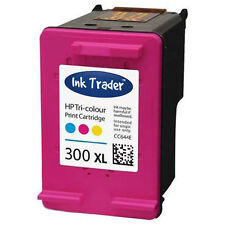 HP 300XL Colour High Capcity Ink Cartridge for Deskjet F4580 Inkjet Printer