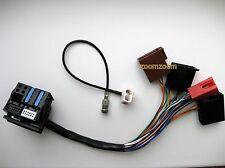 Audi RNS-E Einbauset PLUG&PLAY Adapter Antenne Diversity A6 A4
