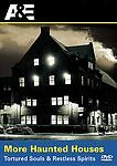 More Haunted Houses - Tortured Souls  Restless Spirits (DVD, 2008) (M)