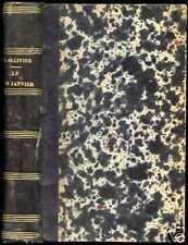 Emile Ollivier: Le 19 JANVIER - Paris 1869