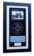 AEROSMITH Pump CLASSIC CD Album GALLERY QUALITY FRAMED+EXPRESS GLOBAL SHIPPING!!