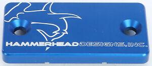 93-19 KAWASAKI KX F Hammerhead Designs Front Master Cylinder Cover 35-0341-00-20