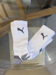 Puma Men's Crew socks, 1 pair Active Sports Socks 9-11 UK